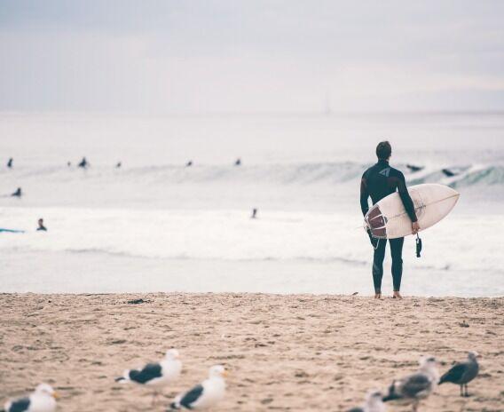 7 spennende steder å surfe på